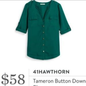 41 Hawthorn Tameron button down on Stitch Fix